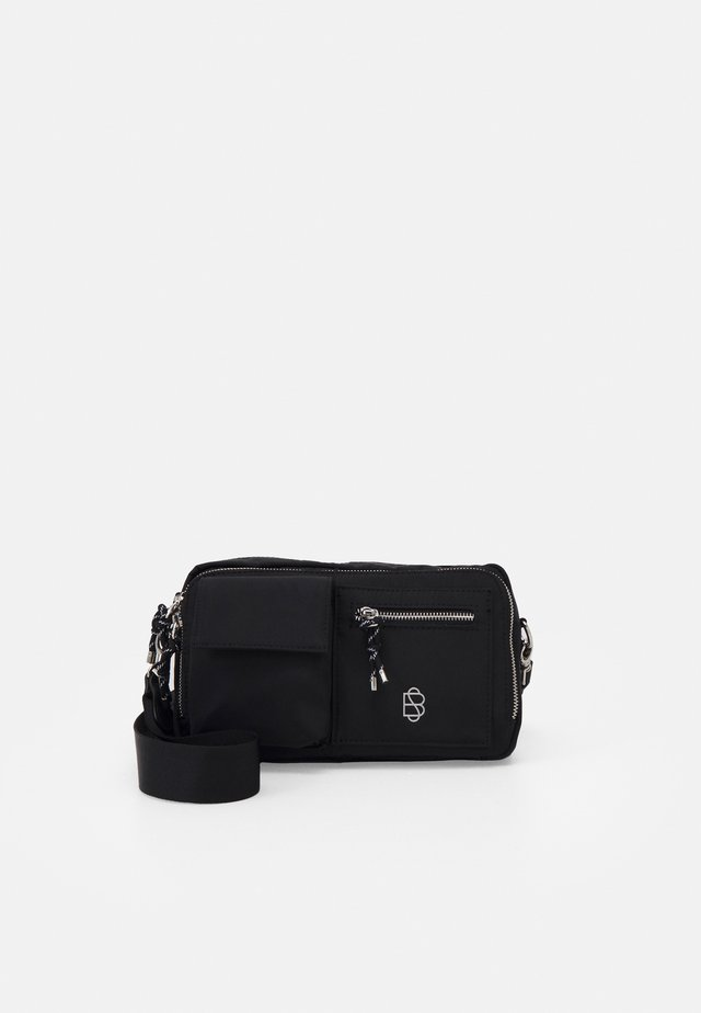 RELON INGA BAG - Borsa a tracolla - black