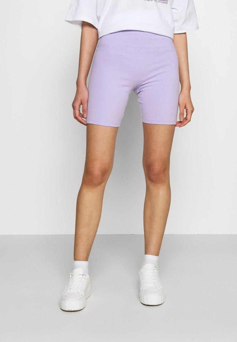 Hollister Co. - BIKE  - Shorts - lavender