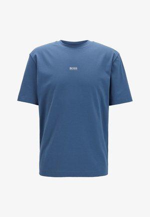 TCHUP - T-shirt print - dark blue