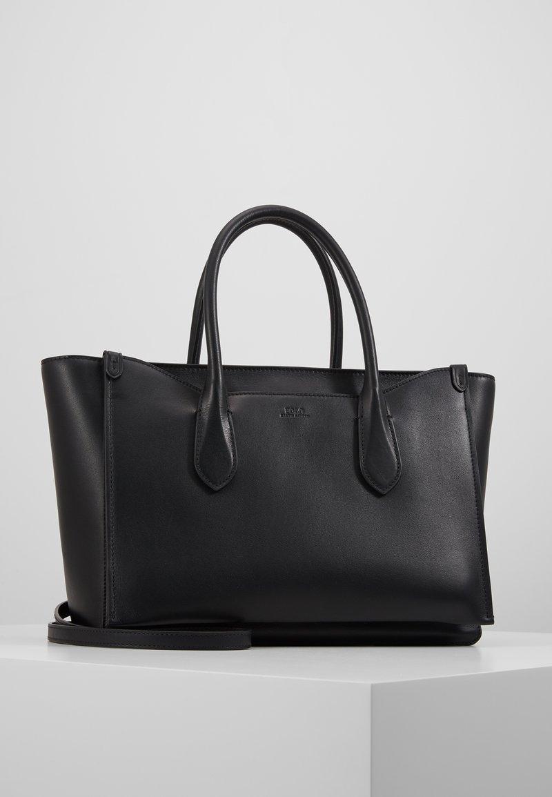 Polo Ralph Lauren - SLOANE - Sac à main - black