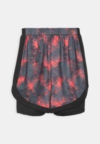 Active by Zizzi - ALUCENA SHORTS - Sports shorts - red - 3