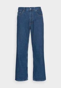 OMAR - Relaxed fit jeans - pebble mid retro