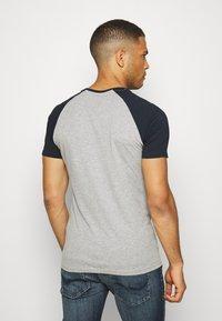 Pier One - T-shirt - bas - dark blue - 2