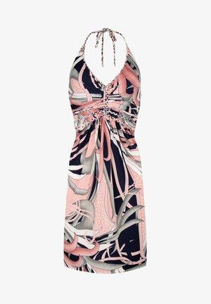 NA XAMENA - Jersey dress - nightblue