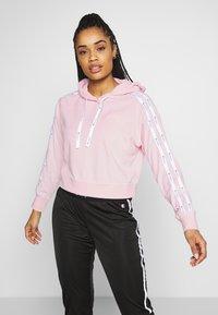 Champion - HOODED - Bluza - pink - 0