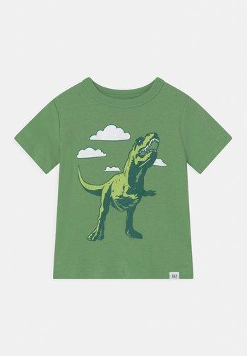 Print T-shirt - stringbean