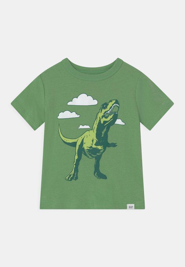 T-shirt con stampa - stringbean