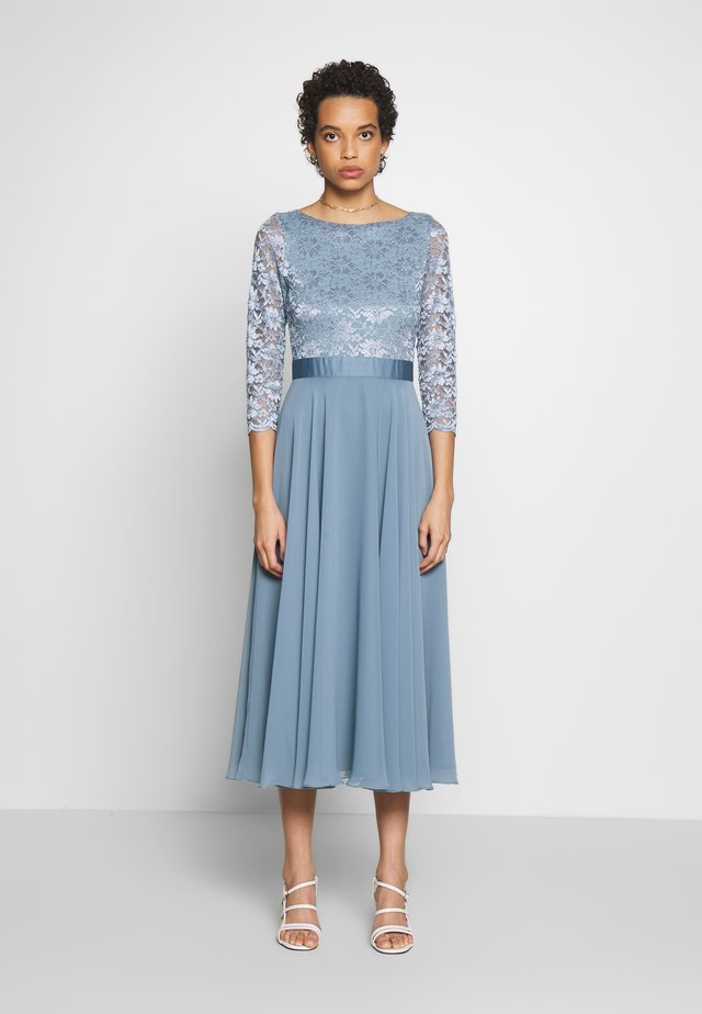 Cocktail dress / Party dress - azurblau