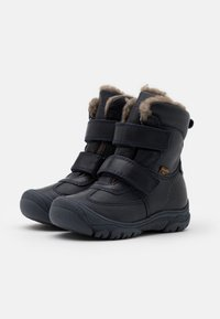 Froddo - LINZ TEX MEDIUM FIT UNISEX - Zimní obuv - dark blue - 1