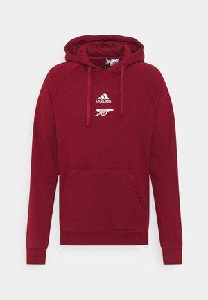 ARSENAL LONDON - Sweatshirt - noble maroon