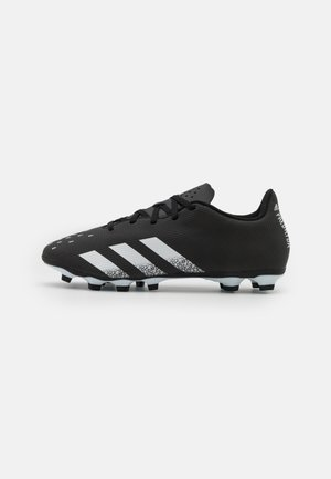 PREDATOR FREAK .4 FXG - Moulded stud football boots - core black/footwear white