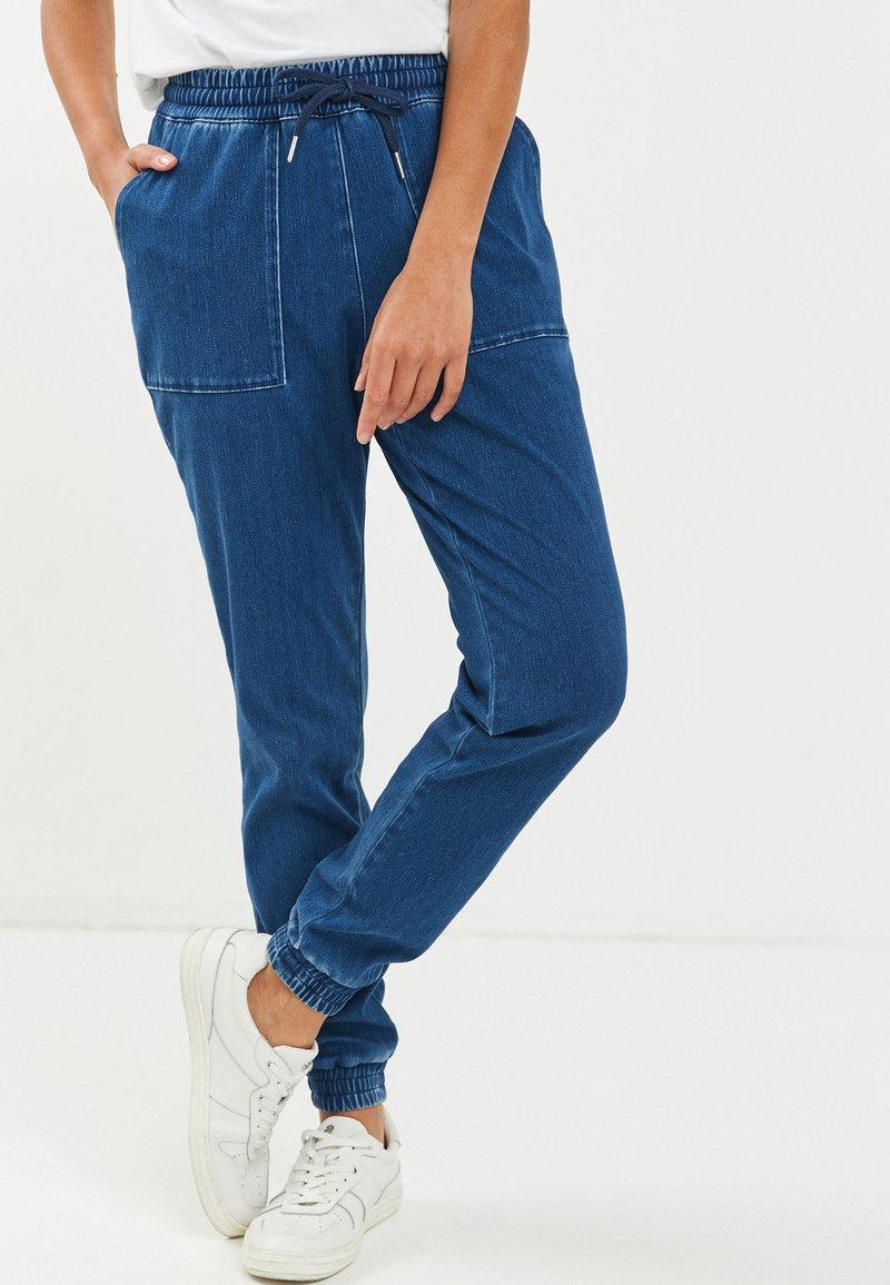 Next - Trousers - blue denim