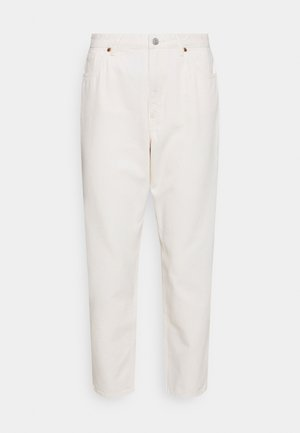 TAIKI - Straight leg jeans - off white