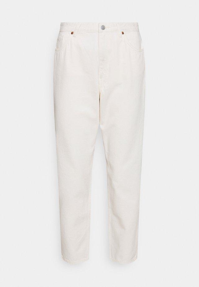 TAIKI - Straight leg jeans - off white