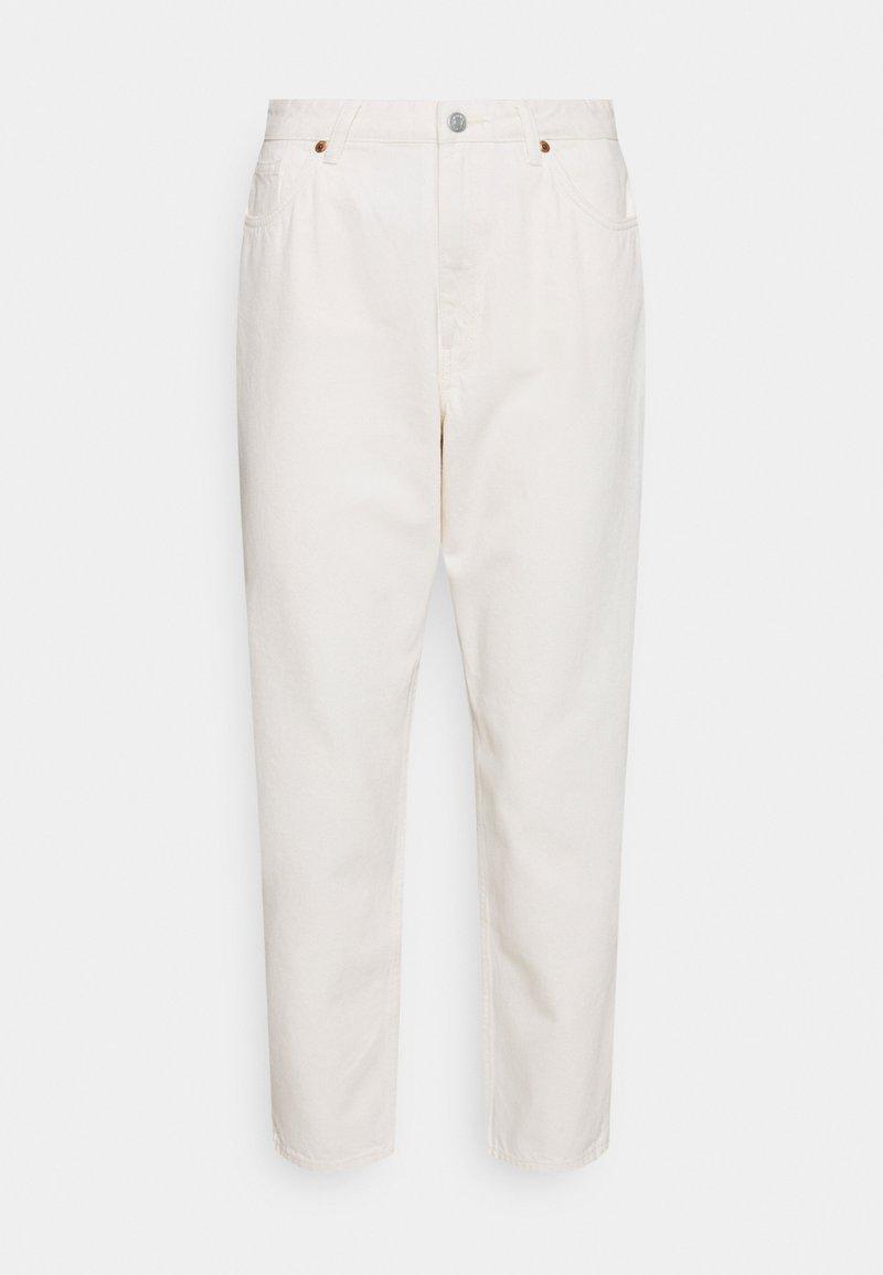 Monki - TAIKI - Straight leg jeans - off white