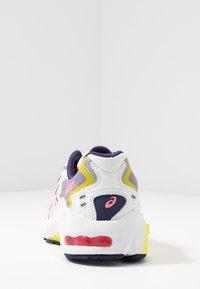 ASICS SportStyle - GEL KAYANO - Sneakers basse - white/purple matte - 7