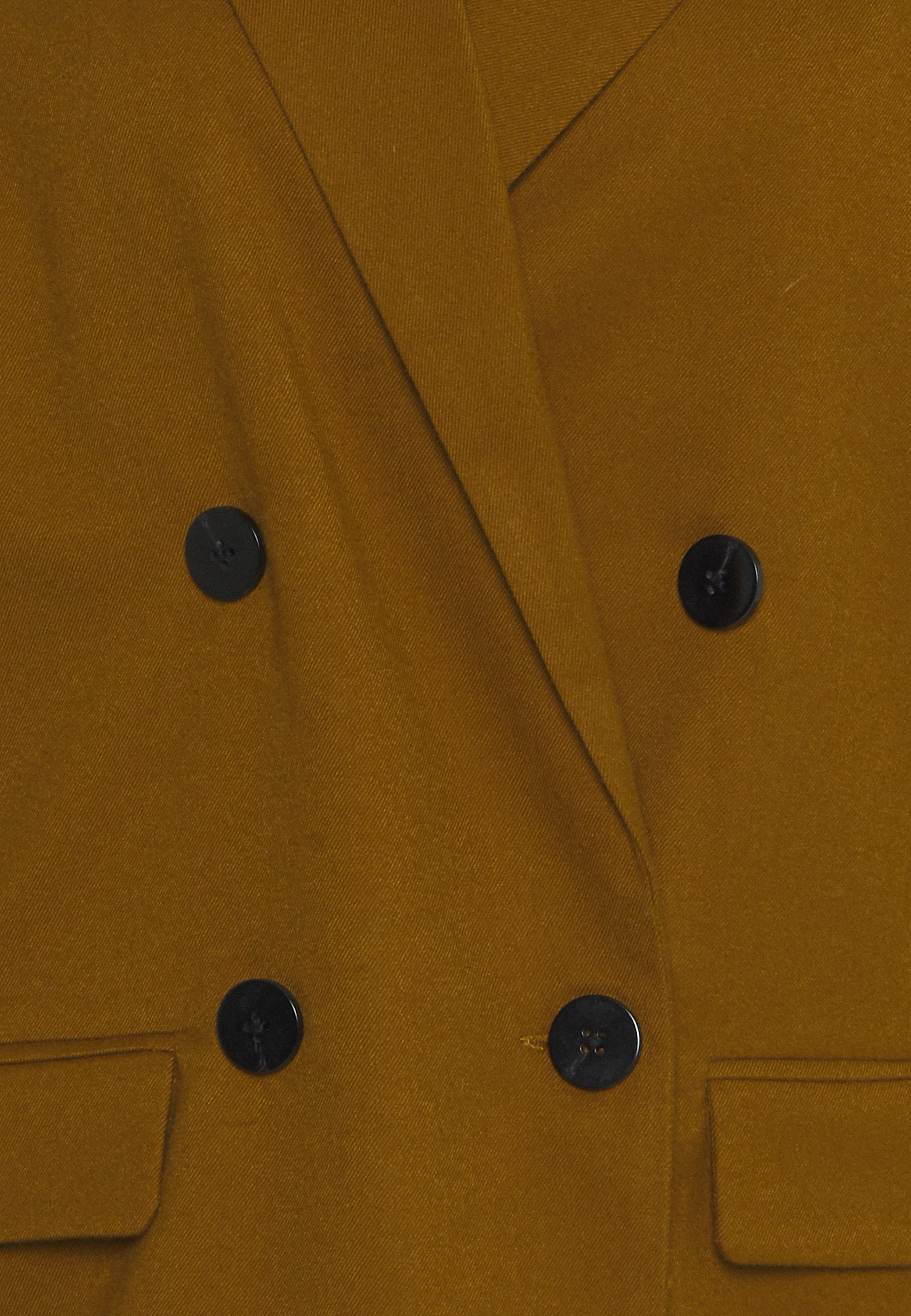 Who What Wear OVERSIZE BLAZER Kurzmantel brown/braun