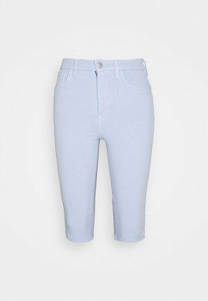 MAGIC - Denim shorts - light blue