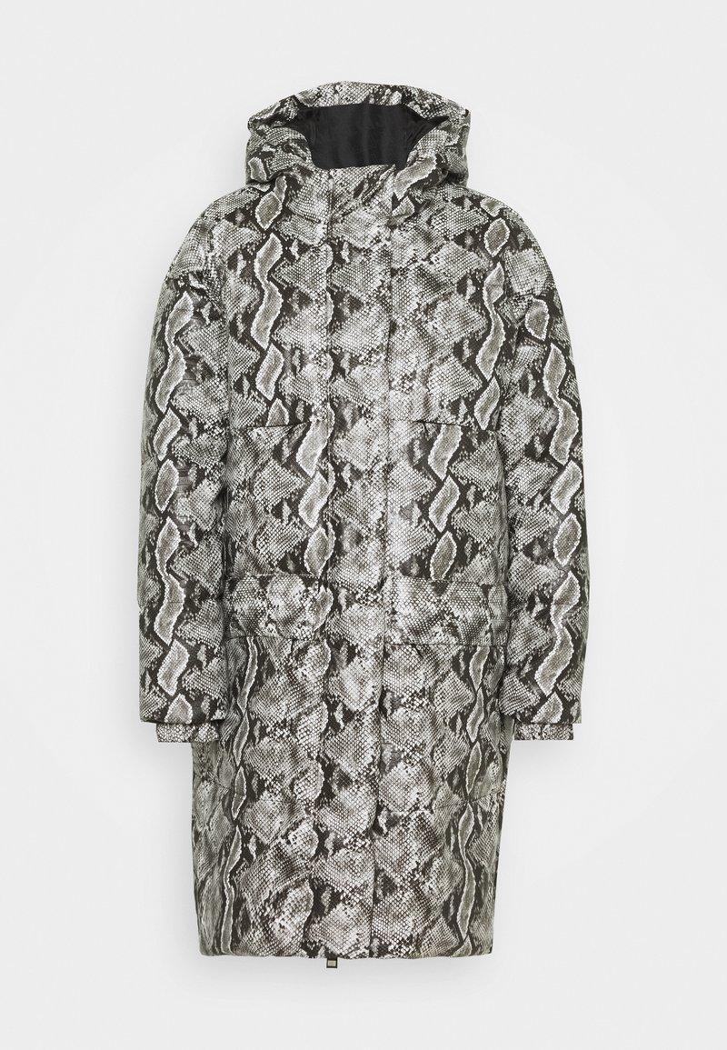 Just Cavalli - Zimní kabát - black variant