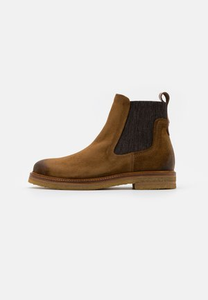 BRENDA - Classic ankle boots - brandy