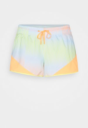 PRINTED FAST FLIGHT SPLIT SHORT - Sports shorts - citrus punch