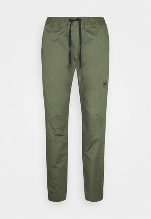 CAMIE PANTS WOMEN - Trousers - iguana