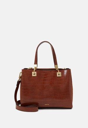 MIMOSA - Handbag - camel