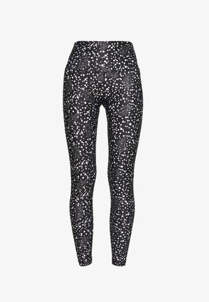 NEW LONG TIGHT TIGHTS - Leggings - Trousers - black