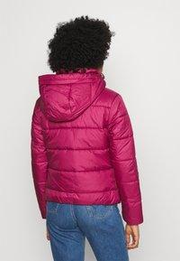 G-Star - JACKET - Winter jacket - bordeaux - 2
