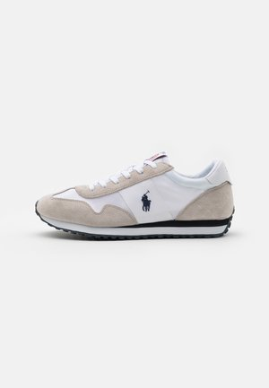 TRAIN 85 - Trainers - white/gray violet