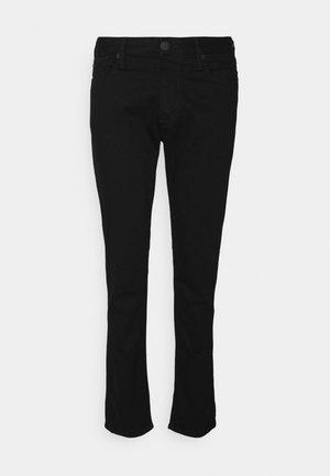 POCKETS PANT - Slim fit jeans - denim nero