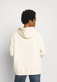 Nly by Nelly - OVERSIZED HOODIE - Mikina skapucí - beige - 2