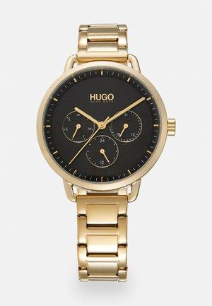 #MELLOW - Watch - gold-coloured