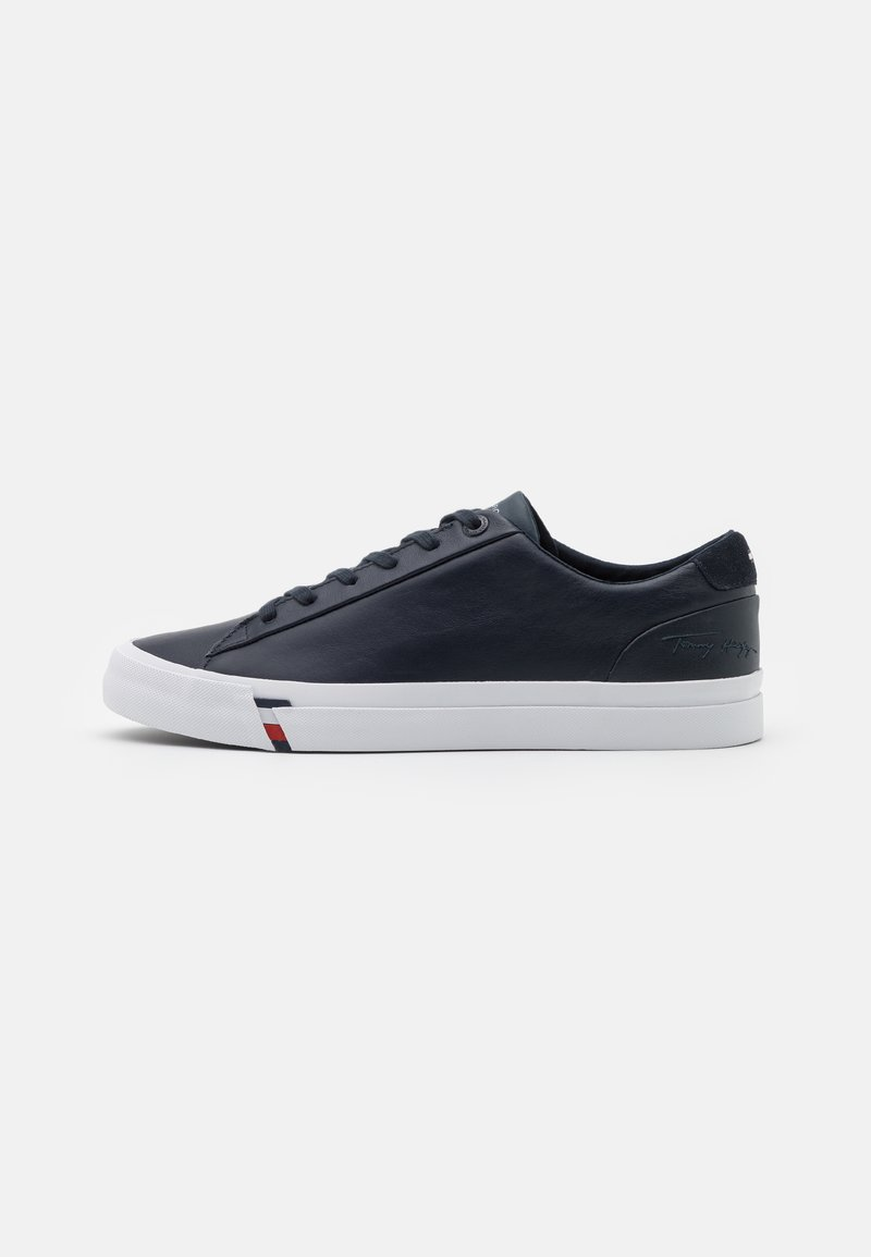 Tommy Hilfiger - CORPORATE  - Sneakers basse - desert sky