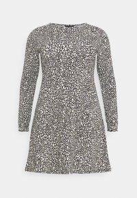 Dorothy Perkins Curve - CURVE SUSTAINABLE MINI DRESS - Sukienka z dżerseju - multi - 4