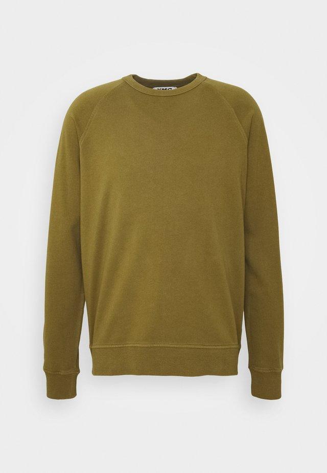 SCHRANK RAGLAN - Sweatshirt - olive