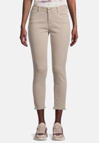 Cartoon - Slim fit jeans - beige - 0