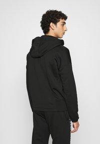 Just Cavalli - FELPA CON ZIP - Zip-up hoodie - black - 2
