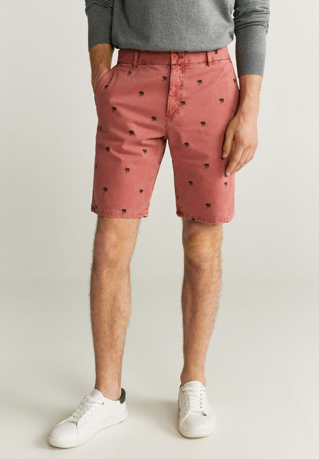 TINOSH - Shorts - red