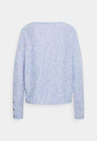 Opus - SEVI - Sweter - blue mood - 5