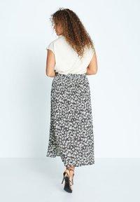 Violeta by Mango - POPART - A-line skirt - schwarz - 2