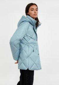 Finn Flare - Winter jacket - light turquois - 3