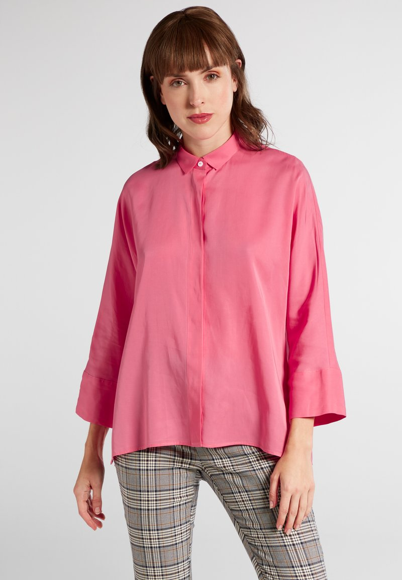 Eterna - Button-down blouse - rose