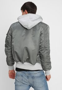 Alpha Industries - BLOOD CHIT - Light jacket - vintage green - 2