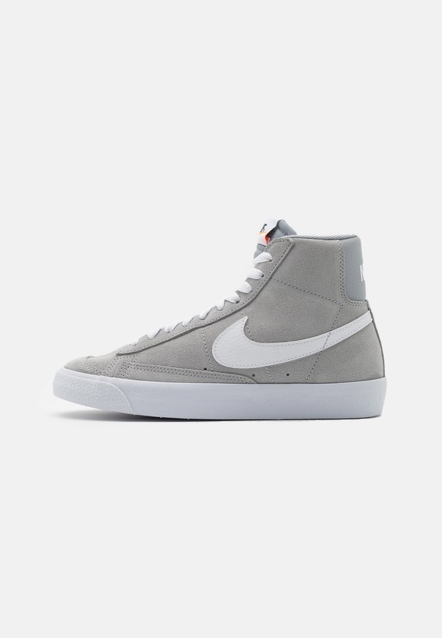 BLAZER MID '77 UNISEX - High-top trainers - wolf grey/white/black/total orange