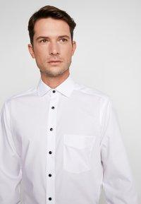 OLYMP - OLYMP LUXOR MODERN FIT - Formal shirt - anthrazit - 5