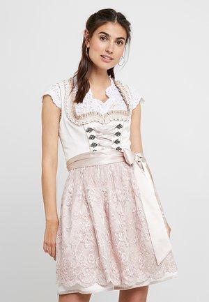 Oktoberfestklær - ecru