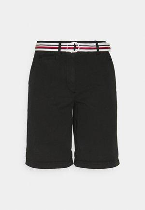 SLIM - Shorts - black