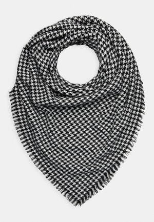 Scarf - white/black