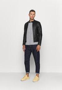 Serge Pariente - Leather jacket - black - 1